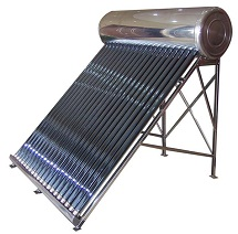 temperatura panou solar cu tuburi vidate