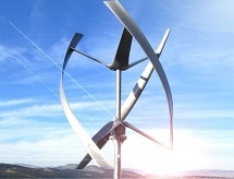 despre turbine eoliene cu ax vertical